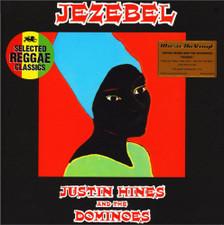 Justin Hinds & The Dominoes - Jezebel - LP Vinyl