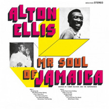 Alton Ellis - Mr Soul Of Jamaica - LP Vinyl
