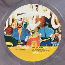 """Machine Drum - Half The Battle #1 - 12"""" Purple Vinyl"""