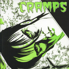 "The Cramps - Voodoo Idols - 7"" Vinyl"