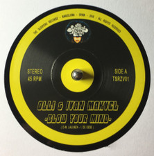 "Olli & Ivan Makvel - Blow Your Mind / Virgin Lion - 7"" Vinyl"