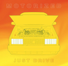 "Motorized - Just Drive - 12"" Vinyl"