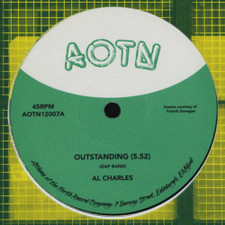 """Al Charles / Donegon Players - Outstanding - 12"""" Vinyl"""