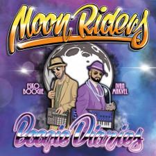 """Moon Riders - Boogie Diaries - 7"""" Vinyl"""