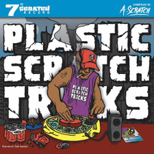 "A-Scratch - Plastic Scratch Tricks - 7"" Vinyl"