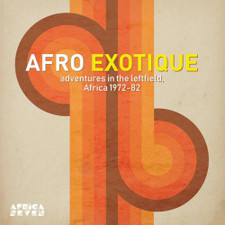 Various Artists - Afro Exotique - Adventures In The Leftfield, Africa 1972-82 - LP Vinyl