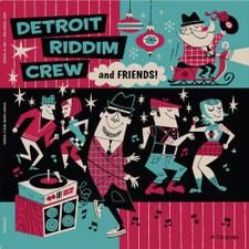 Detroit Riddim Crew - And Friends - LP Vinyl