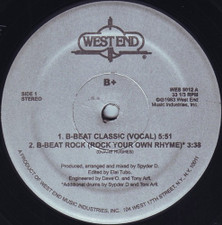 "B+ - B-Beat Classic - 12"" Vinyl"