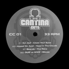 """Various Artists - Cantina Cuts #1 - 12"""" Vinyl"""