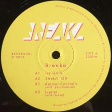 """Breaka - Breaka 001 - 12"""" Vinyl"""