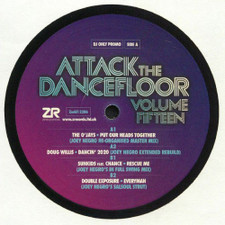 "Various Artists - Attack The Dancefloor Vol. 15 - 12"" Vinyl"