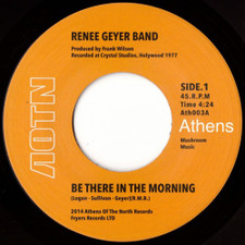"Renee Geyer Band - Be There In The Morning - 7"" Vinyl"