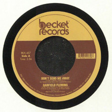 "Garfield Fleming - Don't Send Me Away - 7"" Vinyl"