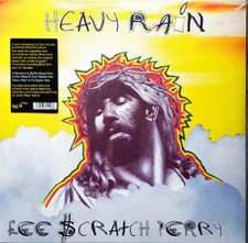 Lee Scratch Perry - Heavy Rain - LP VInyl