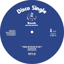 "Patti Jo - Make Me Believe In You / Ain't No Love Lost (Tom Moulton Mixes) - 12"" Vinyl"