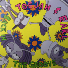 Cody Wright & Nick Stubblefield - ToeJam & Earl - Back In The Groove - LP Vinyl