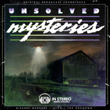 Gary Malkin - Unsolved Mysteries Vol. 2 - 2x LP Colored Vinyl