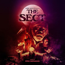 Pino Donaggio - The Sect - LP Colored Vinyl