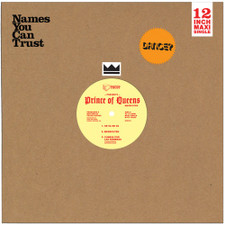 """Prince Of Queens - Merecutek - 12"""" Vinyl"""