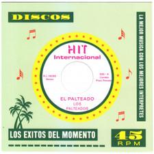 """Los Palteados / La Sonora Roza - El Palteado / Alkali - 7"""" Vinyl"""