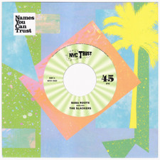 "The Slackers - Baba Roots - 7"" Vinyl"