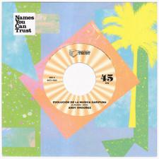 "Andy Ordonez - Evolucion De La Musica Garifuna - 7"" Vinyl"