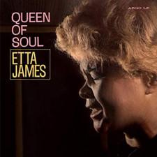 Etta James - Queen Of Soul - LP Vinyl