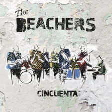 The Beachers - Cincuenta - LP Vinyl