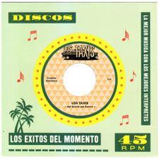 """Los Taxis - Del Barrio Pal Barrio - 7"""" Vinyl"""