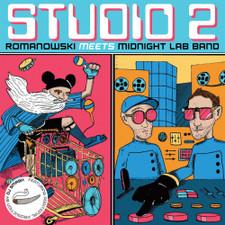 "Romanowski / Midnight Lab Band - Studio 2 - 7"" Vinyl"