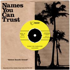 """LascaMao - Rufar Dos Tamborins - 7"""" Vinyl"""