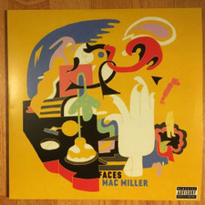 Mac Miller - Faces - 2x LP Colored Vinyl