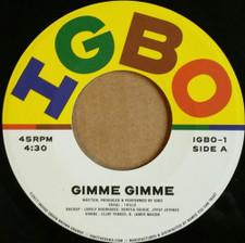 "IGBO - Gimme Gimme - 7"" Vinyl"