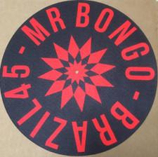 Mr Bongo - Brazil 45 - Single Slipmat