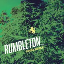 """Rumbleton - Codex Indica Ep - 12"""" Vinyl"""