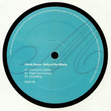 "Derek Russo - Belly Of The Whale Ep - 12"" Vinyl"