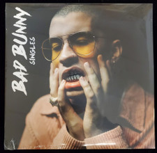 Bad Bunny - Singles - LP Vinyl