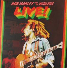 Bob Marley & The Wailers - Live! - LP Vinyl
