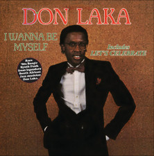 Don Laka - I Wanna Be Myself - LP Vinyl