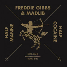 "Freddie Gibbs & Madlib - Half Manne Half Cocaine - 12"" Vinyl"