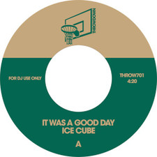 """Ice Cube - It Was A Good Day / You Can Do It - 7"""" Vinyl"""
