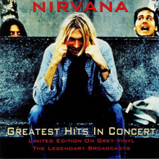 Nirvana - Greatest Hits In Concert - LP Vinyl