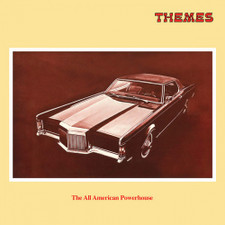 Various Artists - The All American Powerhouse - LP Vinyl