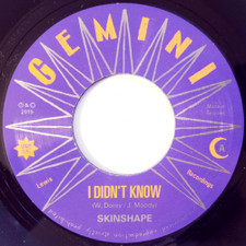 "Skinshape - I Didn't Know - 7"" Vinyl"