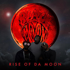 Black Moon - Rise Of Da Moon - 2x LP Vinyl