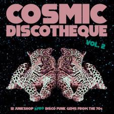 Various Artists - Cosmic Discotheque Vol. 2 - LP Vinyl
