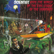 Scientist - Rids The World Of The Evil Curse Of The Vampires - LP Vinyl