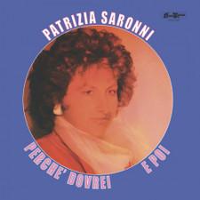 """Patrizia Saronni - Perche Dovrei / E Poi - 12"""" Vinyl"""