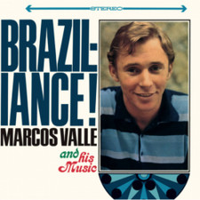 Marcos Valle - Braziliance! - LP Colored Vinyl