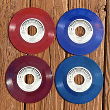 "Young Gun Silver Fox - Take It Or Leave It / Mojo Risin - 7"" Vinyl"
